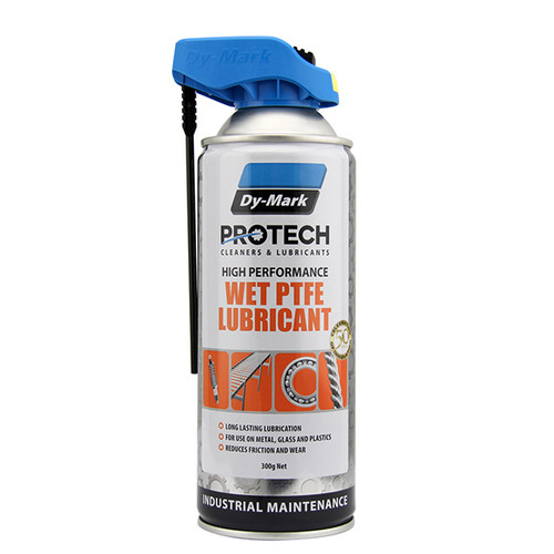 Dy-Mark Protech Wet PTFE Lubricant 300g