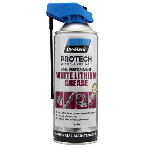Dy-Mark Protech White Lithium Grease 300g