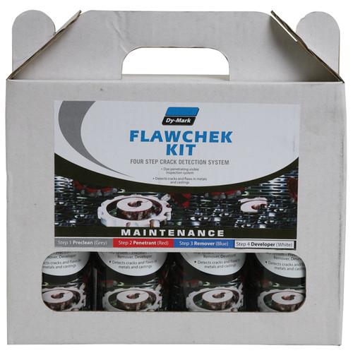 Flawchek 4 x 350g Complete 4 Step Kit