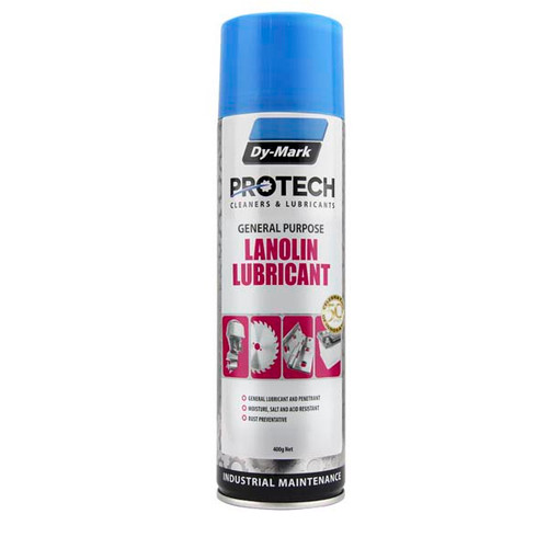 Dy-Mark Protech Lanolin Lubricant 400g