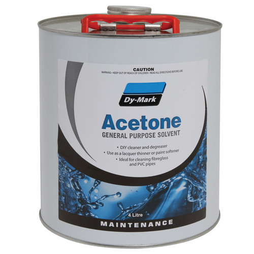 Acetone 4ltr