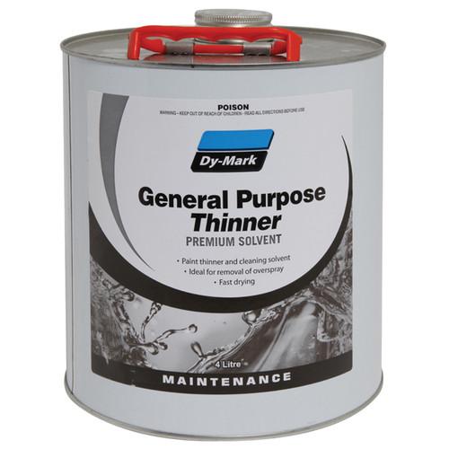 General Purpose Thinner 4ltr