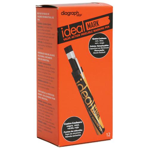 Ideal Marker Dye Based Permanent Ink Black