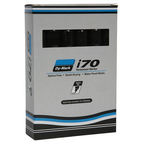 i70 Ink Permanent Ink Marker Med Bullet Tip Multiple Colors