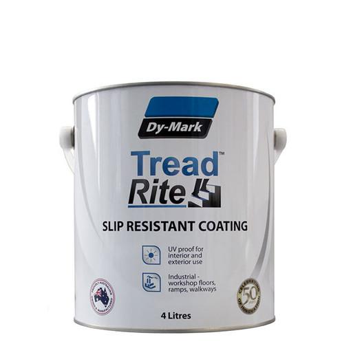 TreadRite 4ltr Brush On Slip Resistant Coating