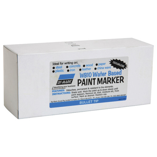 WB10 Water-Based Paint Marker