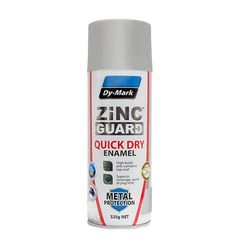 Zinc Guard Quick Dry Enamel 325g Multiple Colors