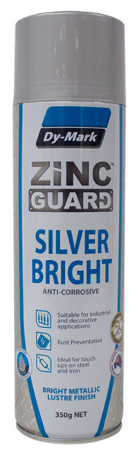 Zinc Guard Silver Bright 350g