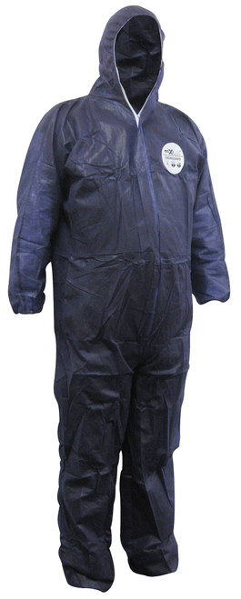 CHEMGUARD WHITE SMS TYPE 5/6 DISPOSABLE COVERALLS