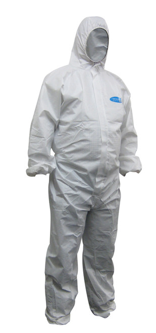 KOOLGUARD TYPE 5/6 LAMINATED DISPOSABLE COVERALL
