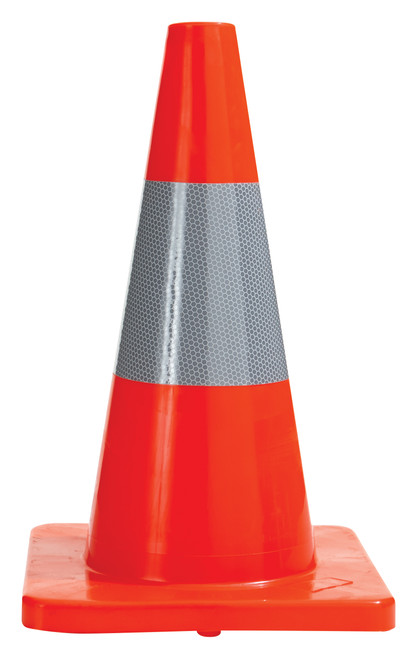 450MM REFLECTIVE TRAFFIC CONES