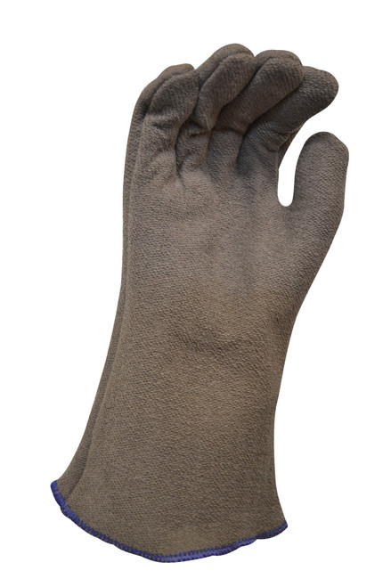 HEAT RESISTANT FELT GAUNTLET LARGE