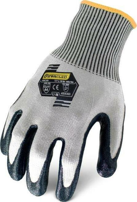 A4 HPPE SMOOTH NITRILE TOUCH KNIT