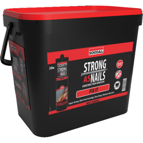 STRONG AS ILS FIX IT (GRAB & GO PACK) 20 X 350gr