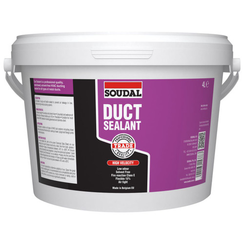 DUCT SEALANT GREY 4ltr