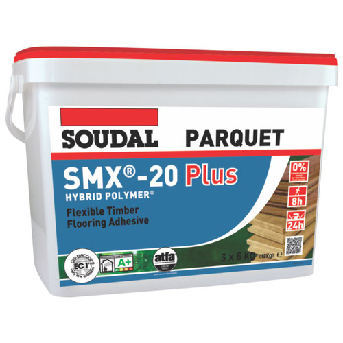 SMX 20 PLUS PALE BROWN POLYMER