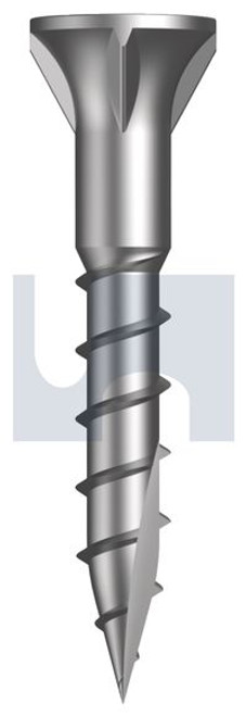 TYPE 17 BUGLE BATTEN STAINLESS 316 SQUARE DRIVE HOBSON BRAND