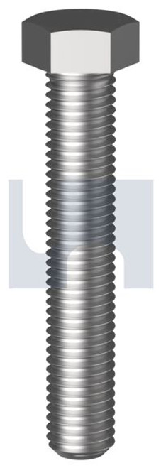 STAINLESS 304 HEX SET SCREW UNC