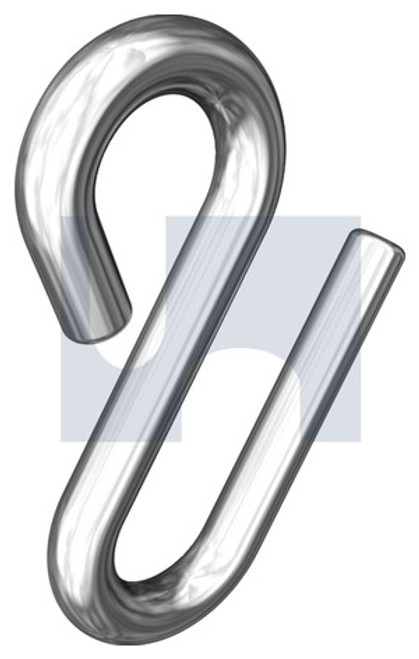 STAINLESS 304 S HOOK