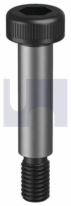 PLAIN SOCKET HEAD SHOULDER SCREW UNC