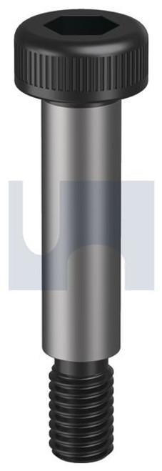 PLAIN SOCKET HEAD SHOULDER SCREW METRIC