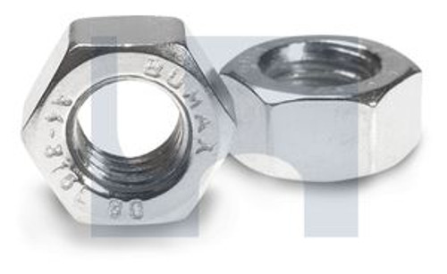 STAINLESS 8.8 BUMAX HEX NUT UNC
