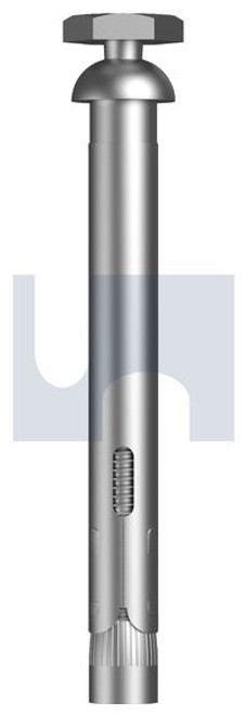 STAINLESS 304 SECURITY SLEEVE ANCHOR