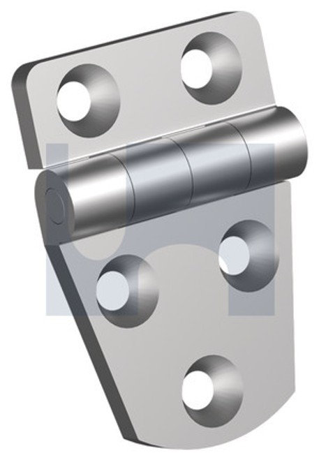 STAINLESS 316 HATCH HINGE UNEVEN