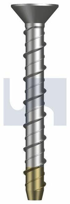 STAINLESS 316 COUNTERSUNK SCREW BOLT ETA APPROVED HOBSON