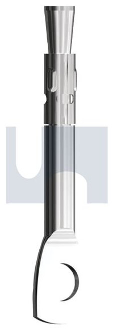 ZINC YELLOW SUSPENSION ANCHOR TIE WIRE M6 x 60 HOBSON