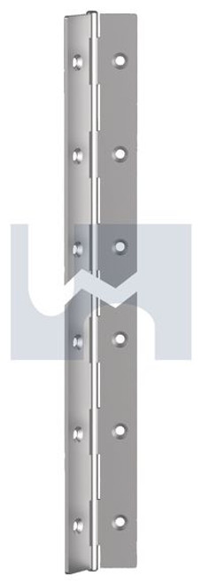 STAINLESS 304 PIANO HINGE DRILLED 32 x1800mm