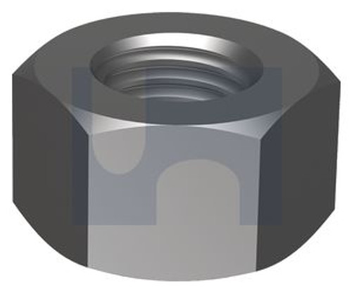 STAINLESS 304 HEX NUT BSW 1/2