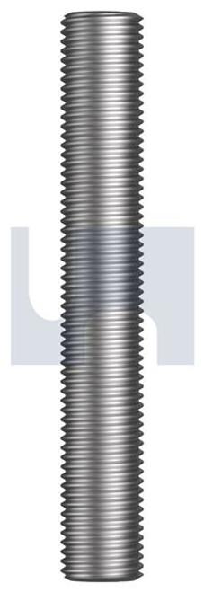 PLAIN MILD STEEL CL 4.6 THREADED ROD 0BA x 3ft