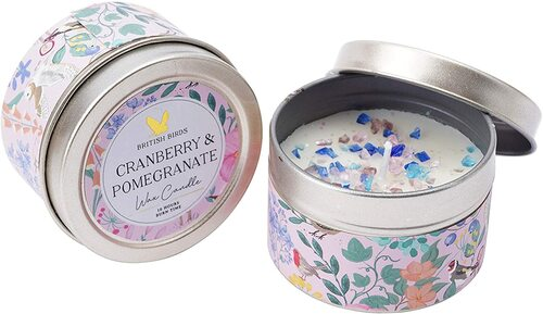 Candle - Cranberry & Pomegranate