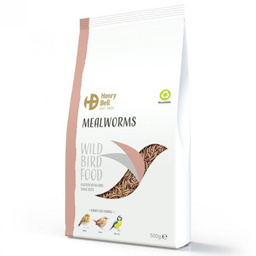 Henry Bell Meal Worm 1kg