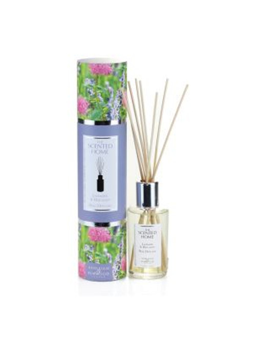 The Scented Home Lavender and Bergamot Reed Diffuser - 150ML