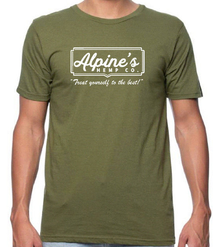 Alpine's T-shirt