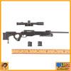 China SWAT Shandian Commando - Sniper Rifle - 1/6 Scale -