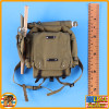 1938 Battle of Hailar - Backpack w/ Shovel - 1/6 Scale -