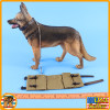 1938 Battle of Hailar - German Shephard Dog - 1/6 Scale -