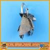 Month Deity of War (SILVER) - Falcon Head Sculpt - 1/6 Scale -