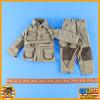 Easy Company Platoon Leader - Airborne Uniform #1 - 1/6 Scale -