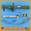 Russian Spetsnaz GRU Dagestan - RPO Launcher Set w/ Shell #1 - 1/6 Scale -