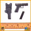 Tong Li Red Sea Corpsman - Pistol & Holster - 1/6 Scale -