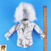 Shirley Snow Queen - White Camo Jacket (Female) - 1/6 Scale