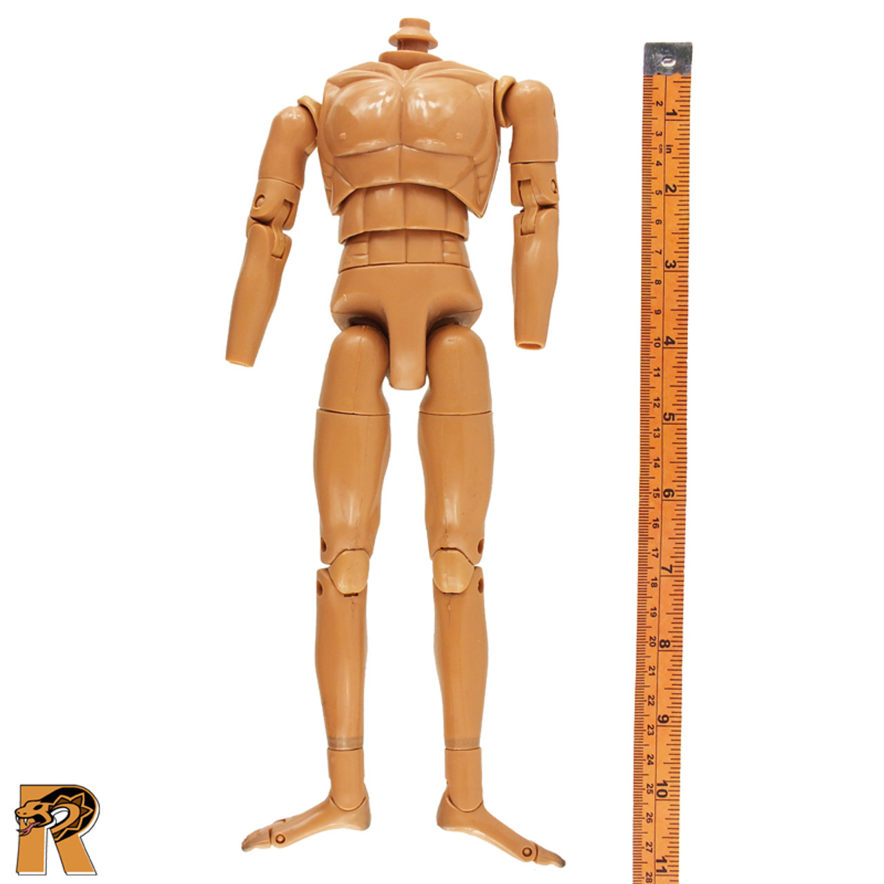 Obama - Nude Body **STAINS** - 1/6 Scale