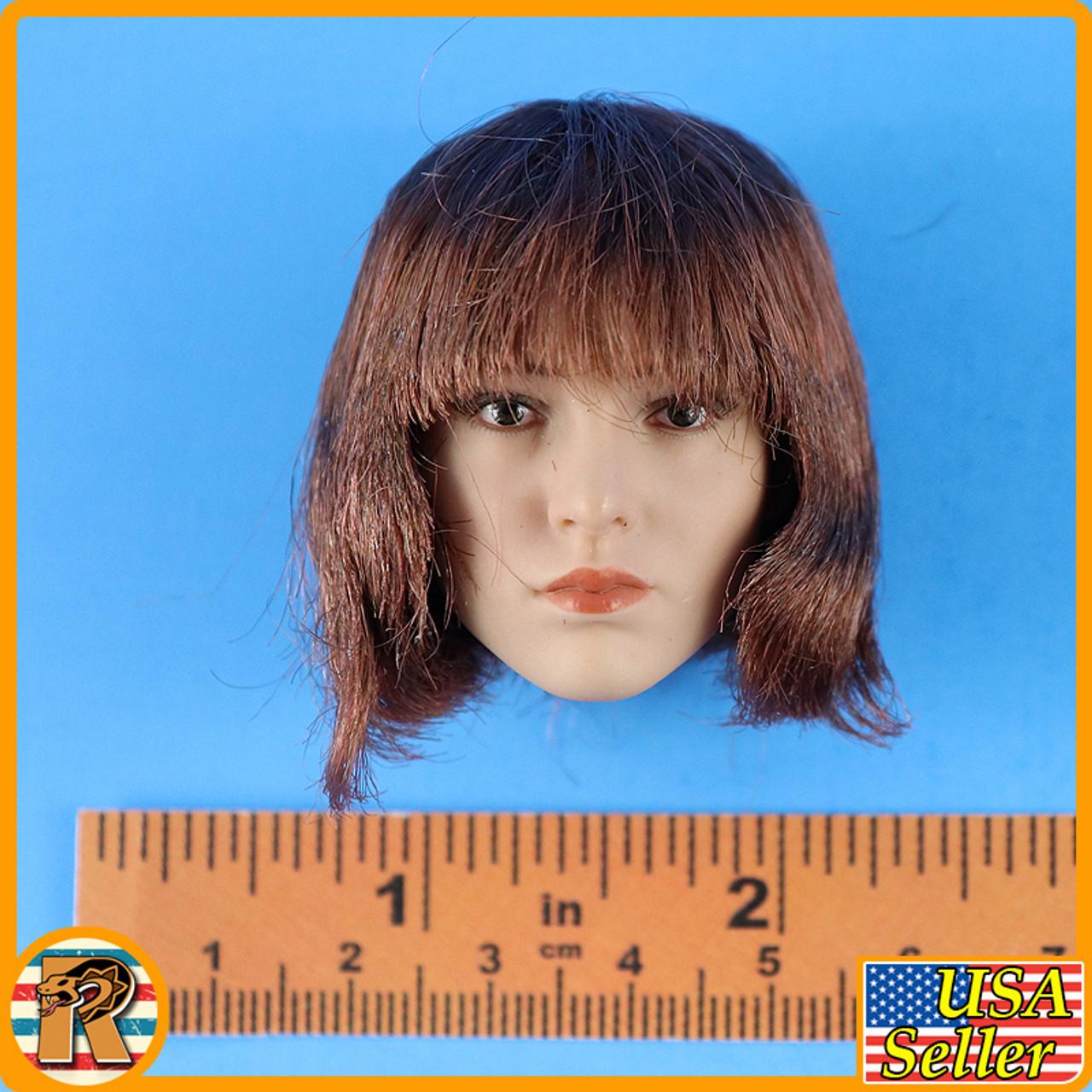 Mary Head Sculpt - Short Bob Hair A #1 - 1/6 Scale -