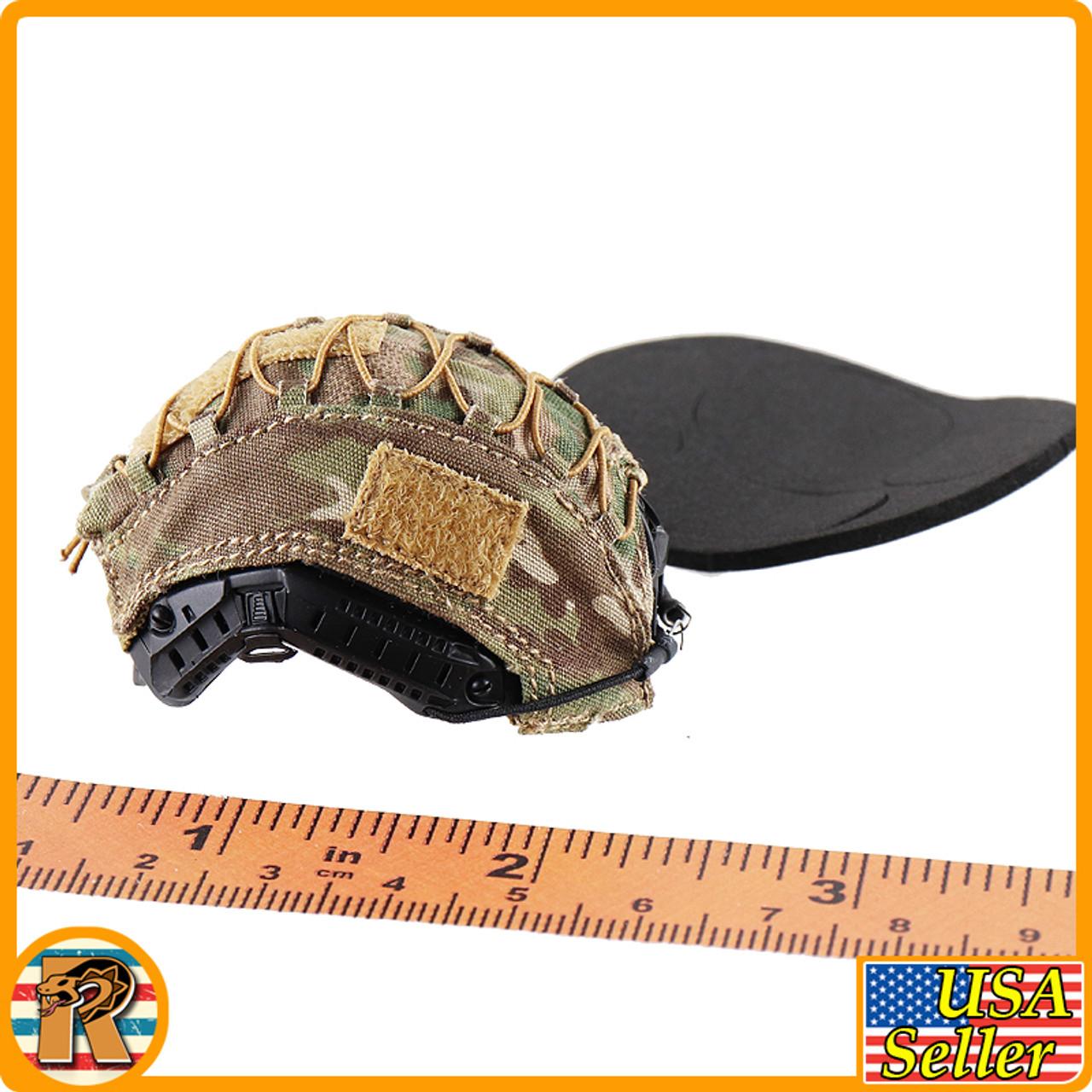 Miss Spetsnaz - FAST Helmet - 1/6 Scale -