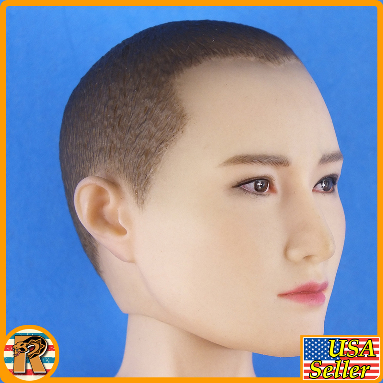 Tong Li Red Sea Corpsman - Female Nude Figure - 1/6 Scale -