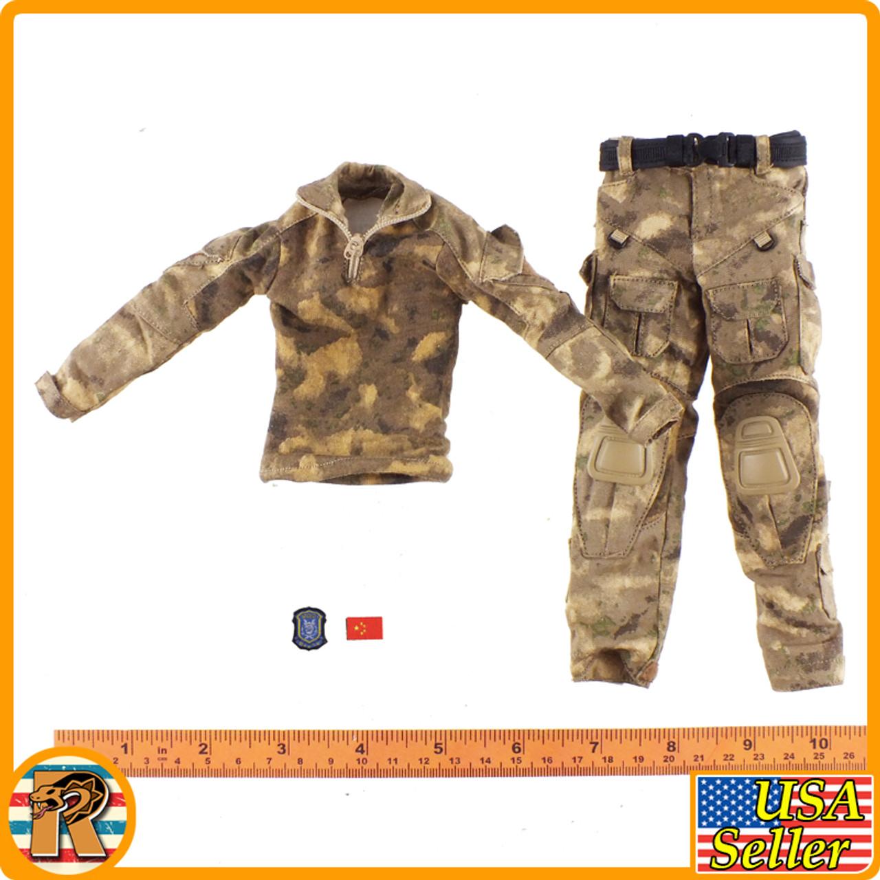 Tong Li Red Sea Corpsman - Uniform Set - 1/6 Scale -